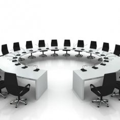 RoundConferenceTable