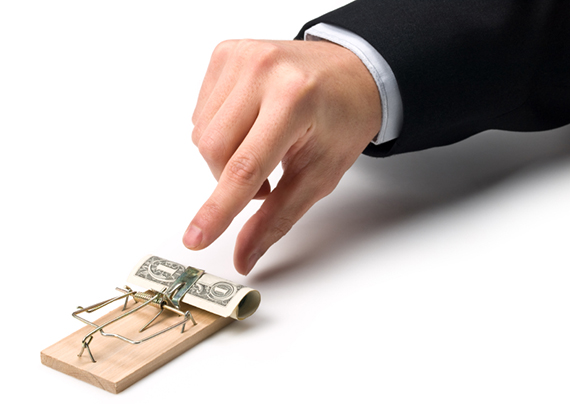 Hand trying catch money. This file is cleaned, retouched, contains clipping path and is ready to use.