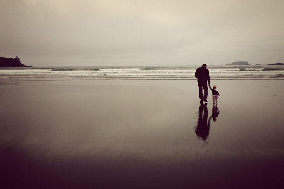 father-daughter