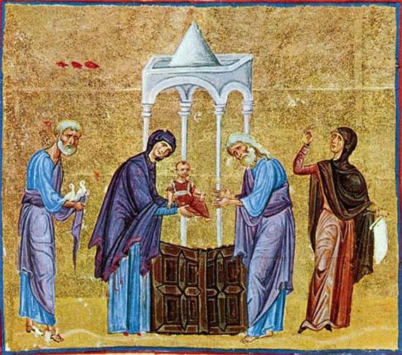 Сегодня верующие туляки празднуют Сретение Господне