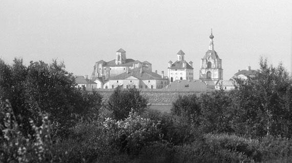 СЛОН — Соловецкий Лагерь Особого Назначения.Фото с сайта solovki.ca