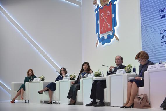 63e31acc 600x401 - Елена Чернышкова: благотворительность вышла на высший экономический уровень