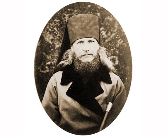 Епископ Пётр. 1919 год.Фото с сайта wikipedia.org