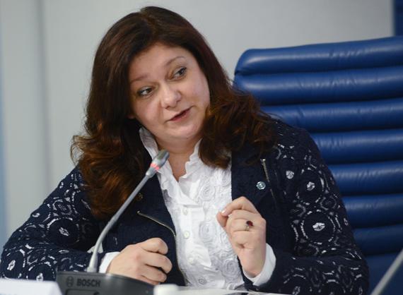 TASS 15917002 1 - Елена Чернышкова: благотворительность вышла на высший экономический уровень