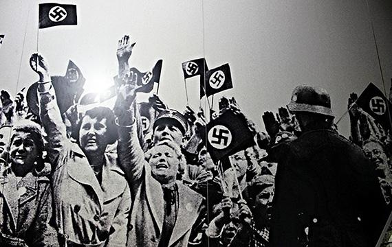 преодоление нацистского прошлого в германии
