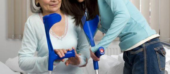 Противопоказания после перелома шейки бедра как инвалиду попасть в дом престарелых