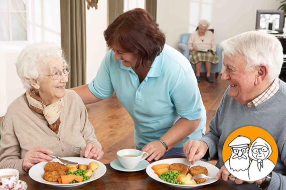 психолог в пансионате для пожилых