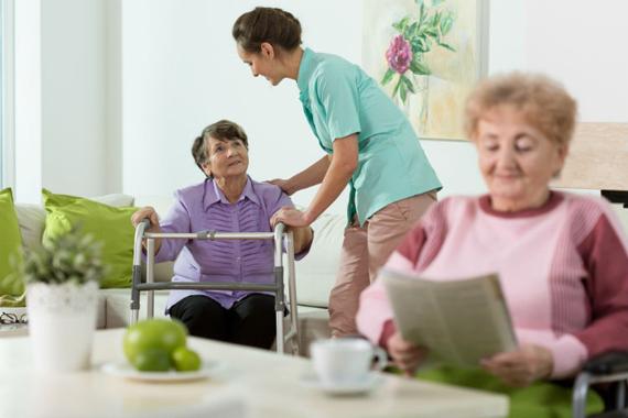 можно ли оформить человека в дом престарелых
