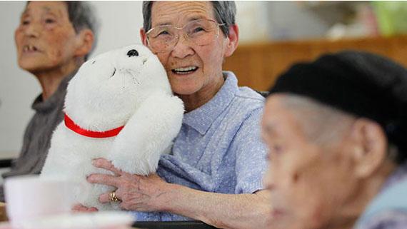 Работа в доме престарелых в японии один год после перелома шейки бедра