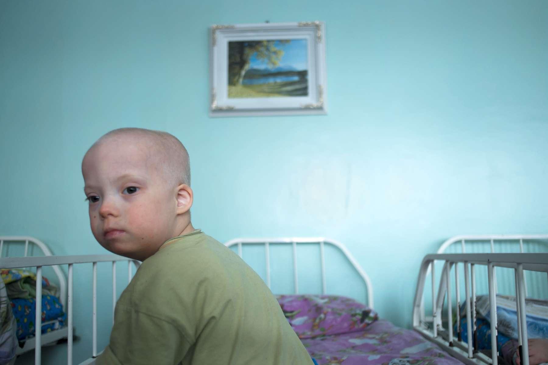 Правда ли что в детских домах все дети больные 30