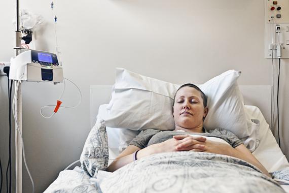 Как чувствует себя человек после химиотерапии