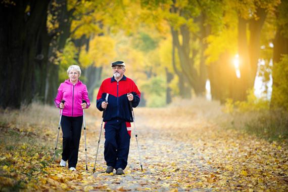 ЛФК для пенсионеров в пансионате с частным инструктором, комплекс упражнений для пожилых людей