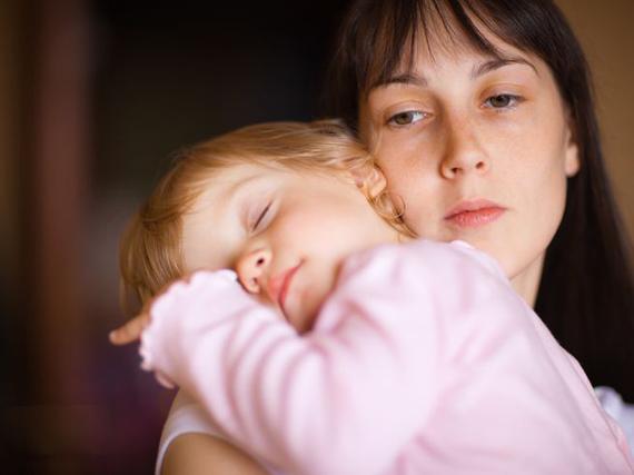 Горячей матерью