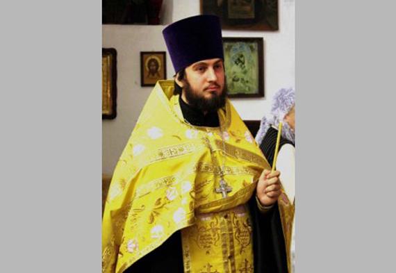 Иерей Иоанн Копылов. Фото с сайта feodeparch.com
