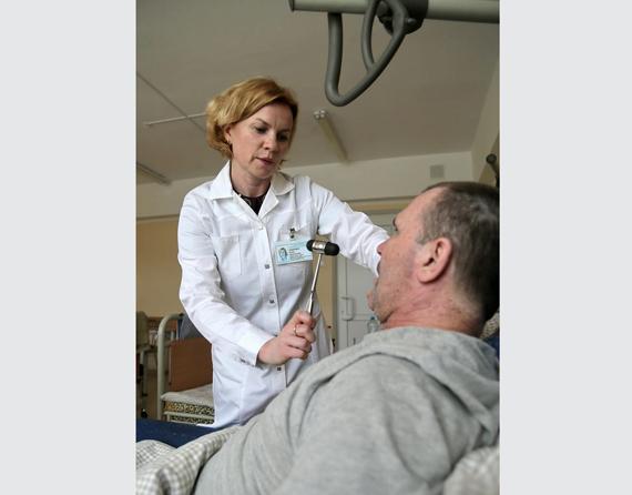 Симптомы бокового амиотрофического склероза