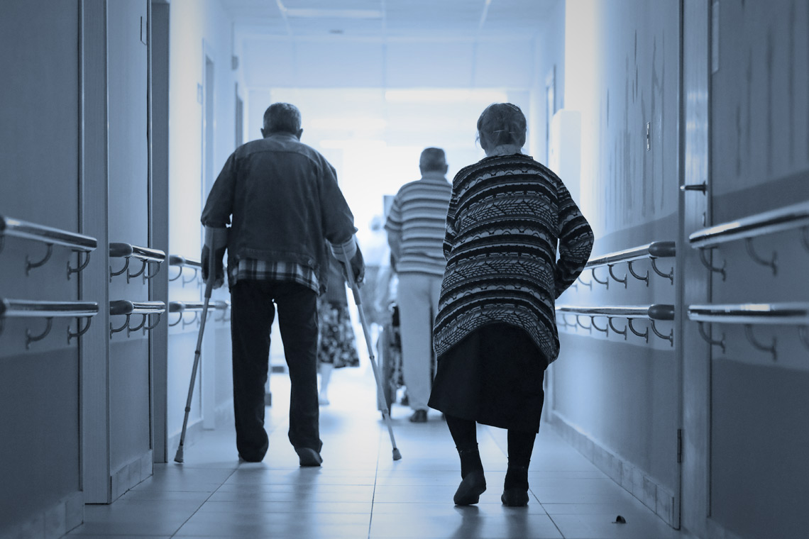 Дом престарелых как бизнес: план, организация